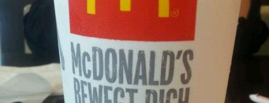 McDonald's is one of Mein Deutschland.