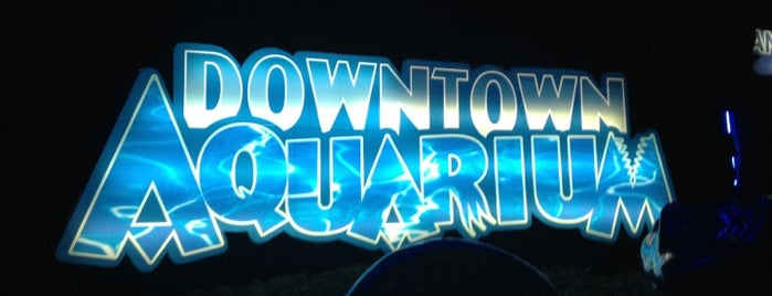 Downtown Aquarium is one of Houston Trip 2011.