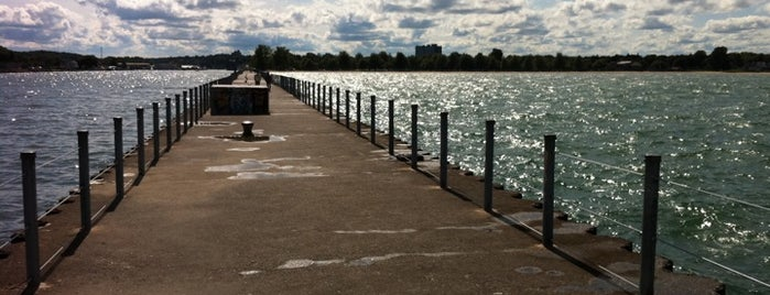 Ontario Beach Park is one of The Best Spots In Rochester, NY.