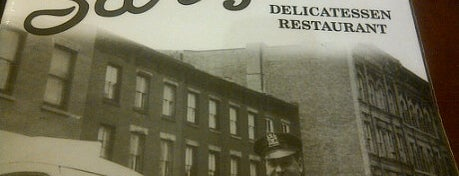Sarge's Delicatessen & Diner is one of Jewlicious Noshes in NYC.
