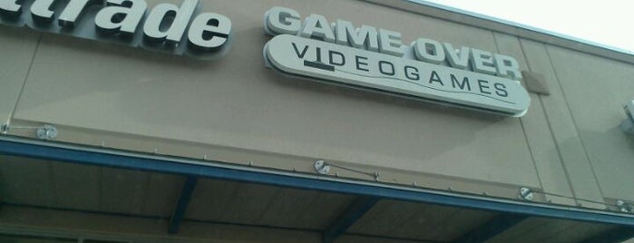 Game Over Videogames is one of San Antonio.