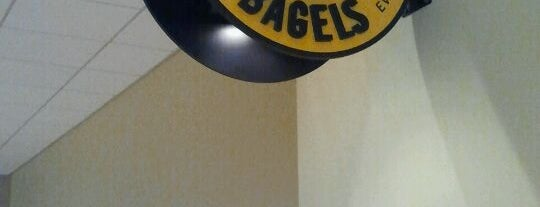 Einstein Bros. Bagels is one of Central Dallas Lunch, Dinner & Libations.