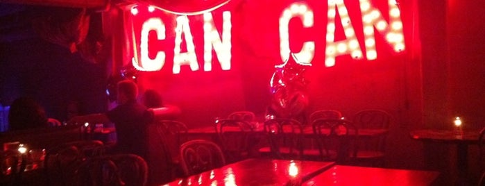 Can Can is one of Seattle Nightlife.