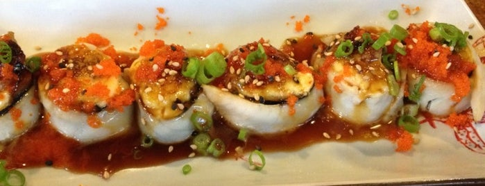 Taste Sushi bar & Asian Cuisine is one of GAINESVILLE, FL.