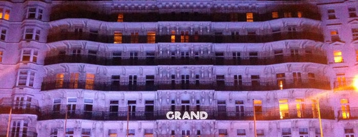 The Grand Hotel is one of london.