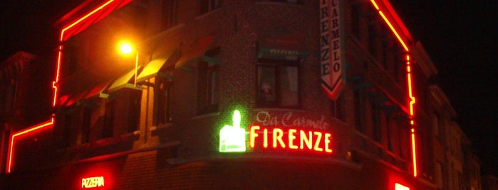 Firenze is one of Italiaans eten in Gent.