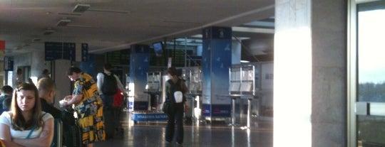 Национальный аэропорт Минск (MSQ) is one of Belarus.