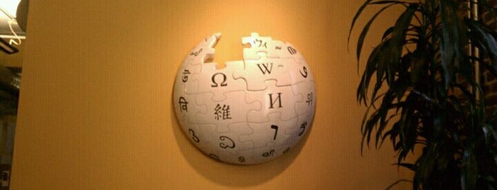 Wikimedia Foundation is one of Startups World.