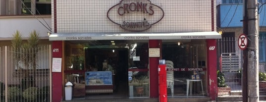 Cronks Sorvetes is one of Must-visit Food in Porto Alegre.