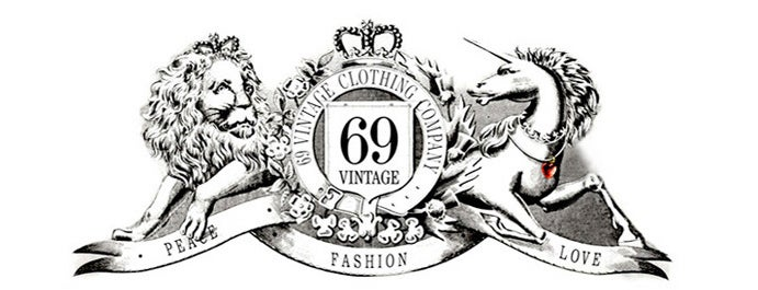 69 Vintage is one of Pretend I'm a tourist...NYC.