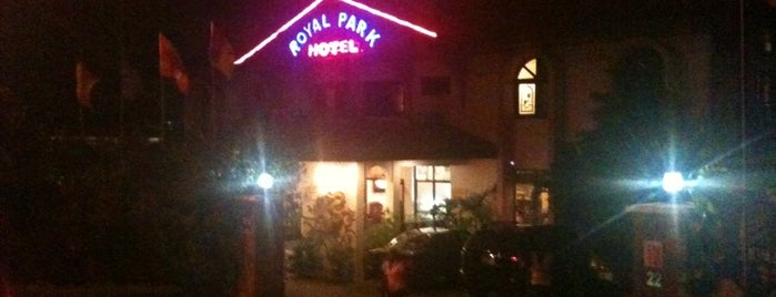 Royal Park Hotel & Chinese Restaurant is one of Favorite Food.