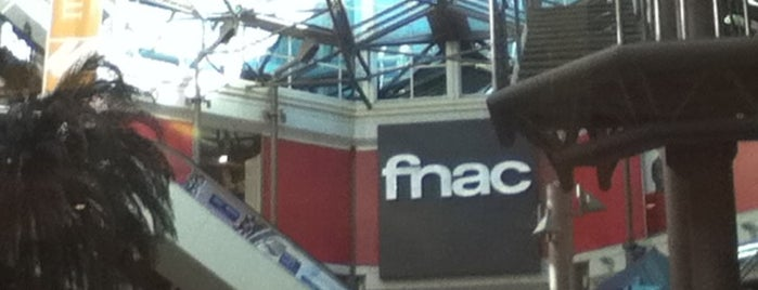 Fnac is one of SITIOS CON WIFI GRATIS.