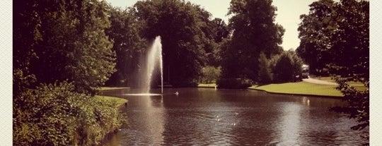 Frederiksberg Gardens is one of Copenhagen #4sqCities.