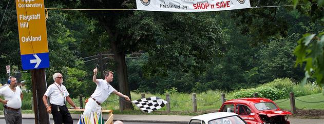 #PVGP Start Finish is one of PVGP Schenley Park Racing Circuit.