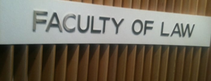 UTS Faculty of Law is one of Visit UTS.