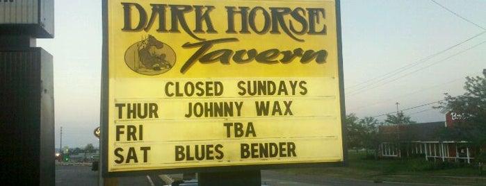 Dark Horse Tavern is one of Dayton's Best Restaurants.
