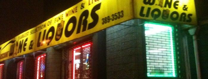 BQE Wines & Liquors is one of New York.