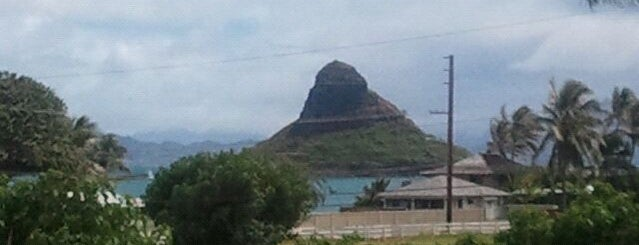 Chinaman's Hat - Scenic Viewpoint is one of Honolulu to-do-lisy.