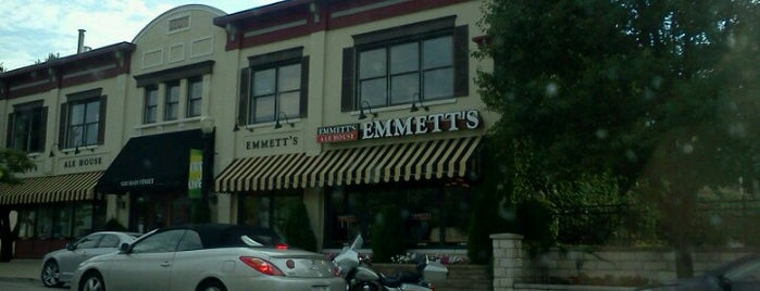 Emmett's Ale House is one of 2013 Chicago Craft Beer Week venues.