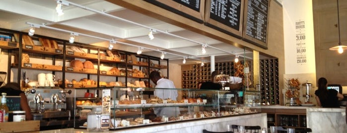 Landbrot Bakery & Bar is one of Favorite Restaurant in NYC PT.2.