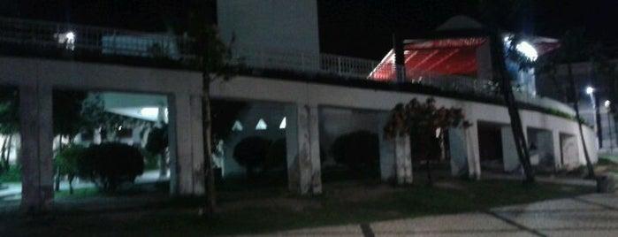 Centro Dragão do Mar de Arte e Cultura is one of Meus Locais.