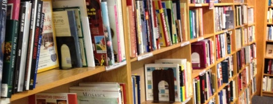 Schuler Books & Music is one of Places to check out.