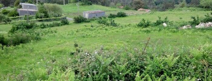 Lousame is one of Concellos da Provincia da Coruña.