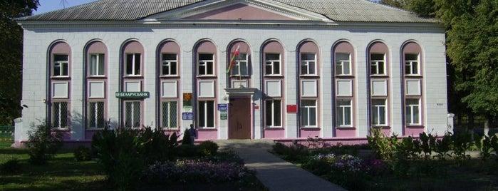 Василевичи is one of Города Беларуси.