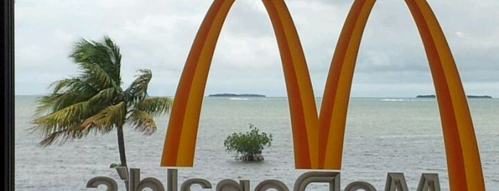 McDonald's is one of AT&T Wi-FI Hot Spots - McDonald's FL Location.