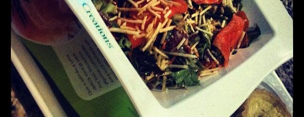 Salad Creations is one of Pra se empanturrar em SP.