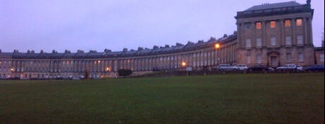 No. 1 Royal Crescent is one of Bath.