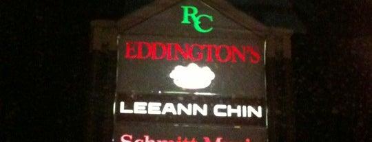 Eddington's Soup and Salad Coon Rapids is one of MN Food/Restaurants.
