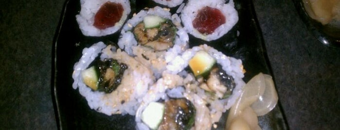Waraji Japanese Restaurant is one of Must-Visit Sushi Restaurants in RDU.
