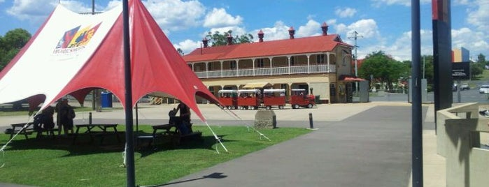 The Workshops Rail Museum is one of Great Family Holiday Attractions Around Australia.