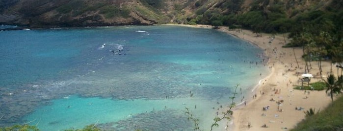 Hanauma Bay Nature Preserve is one of Bucket list for HI.