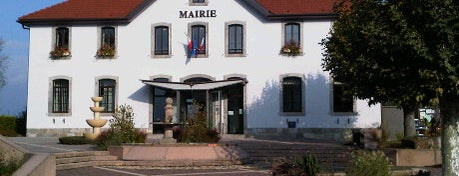 Mairie de Messery is one of Messery.