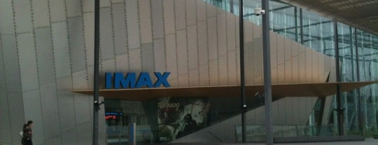 IMAX Melbourne is one of MEL Entertainment.
