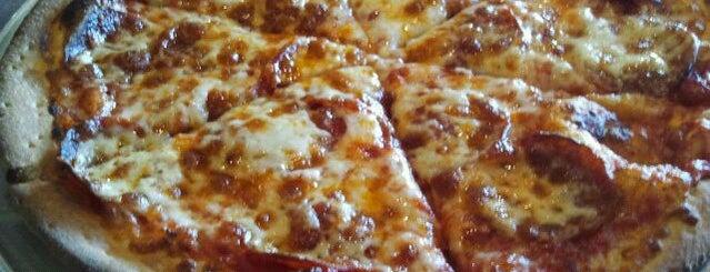 LA Gourmet Pizza is one of Dallas restaurants.