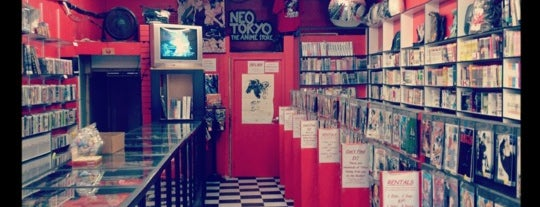 Neo Tokyo the Anime Store is one of The Best of OEV.