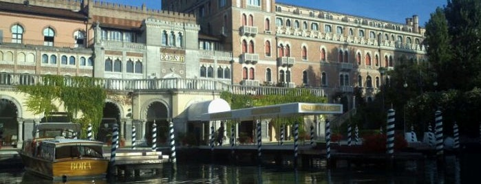 Hotel Excelsior is one of Venice.