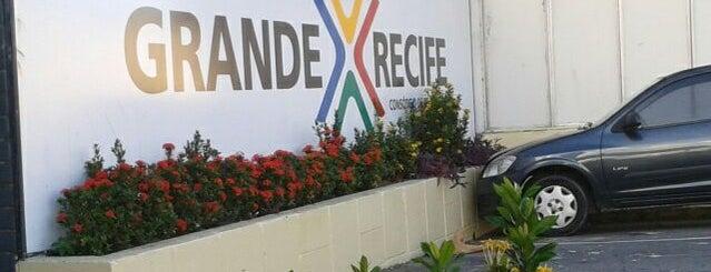Grande Recife Consórcio de Transporte is one of Meus Lugares.
