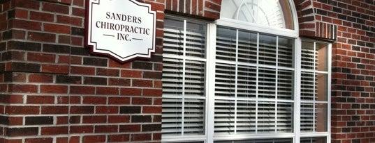 Sanders Chiropractic is one of Hoiberg's Favorite Places in JAX.