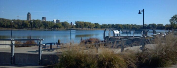 Gray's Lake Park is one of #visitUS in Des Moines, IA..