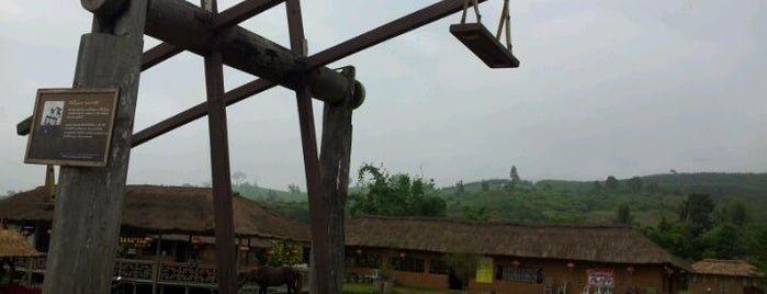 Santichon Village is one of Greater Chiang Mai.