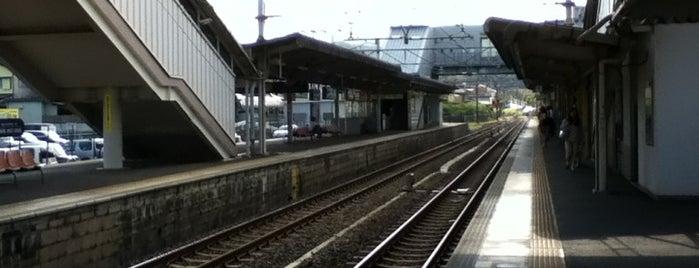 瑞浪駅 is one of 中央線(名古屋口).