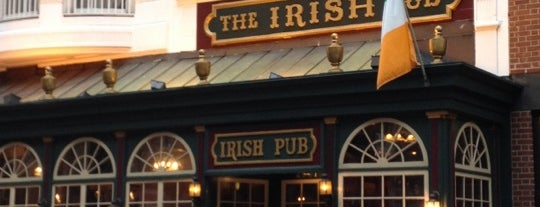 Irish Pub is one of The Next Big Thing.
