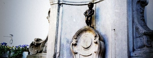 Manneken-Pis / Le Petit Julien is one of Uitstap idee.