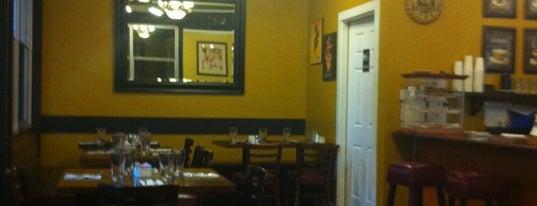 Avatars Punjabi Burrito is one of Marin Restaurants.
