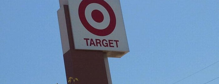 Target is one of My Faves in Los Angeles.