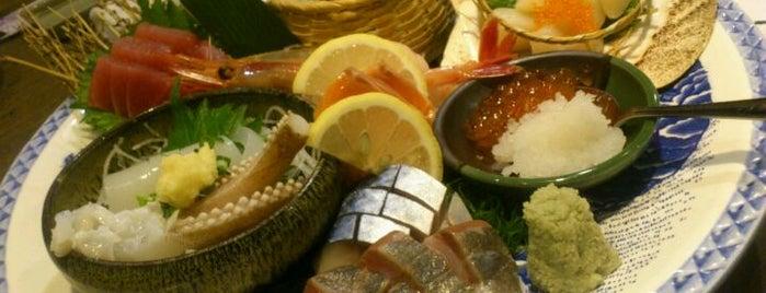 だんまや水産 月島店 is one of 月島もんじゃレス.